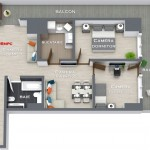 RoomSketcher 3D Floor Plan (123)