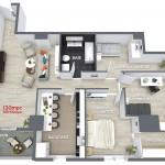 Apartament 130mpc in Ansamblul Rezidential Central Ramnicu Valcea - bloc RO5