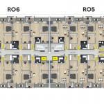 Plan Etaj Ansamblu RO5-RO6